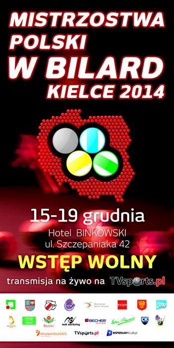 Mistrzostwa Polski 2014